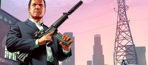 'Grand Theft Auto V' foi lançado em 2013 (Divulgação)
