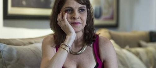 Cora em 'Império' (Reprodução/TV Globo)