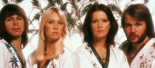 ABBA, il gruppo svedese vinse l'Eurovision nel 1974.