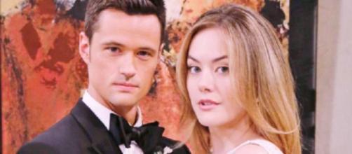 Beautiful anticipazioni americane: Thomas scompare dopo le nozze di Hope.
