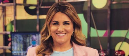 Carlota Corredera ha reconocido que 'no estuvo bien preparada' para entrevistar a Antonio David (Instagram @carlotacorredera)