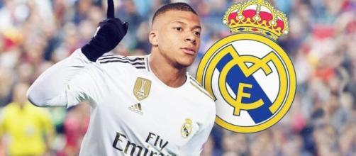 Kylian Mbappé aurait pris la décision de rejoindre le Real Madrid selon AS. (crédit capture Youtube Oh My Goal)