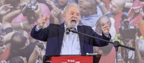 Lula e FHC trocam elogios (Ricardo Stuckert/Instituto Lula)