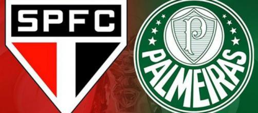 Primeira partida que definirá o campeão Paulista de 2021 (Arte/Blasting News))