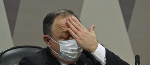 TCU desmente Pazuello e diz que nunca recomendou recusa à vacina (Leopoldo Silva/Agência Senado)
