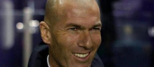 Zinedine Zidane potrebbe lasciare il Real Madrid a fine stagione.