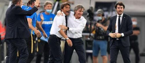 Antonio Conte, allenatore dell'Inter dal 2019