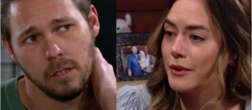 Beautiful, spoiler Usa: Hope si scontra con Bill e teme che Liam venga arrestato.