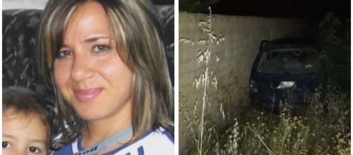 Denise Pipitone, verifiche in corso su auto bruciata e abbandonata in via Rieti a Mazara.