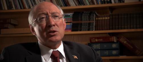 Ken Salazar served as Interior Secretary under President Barack Obama (Image source: Colorado College/YouTube)