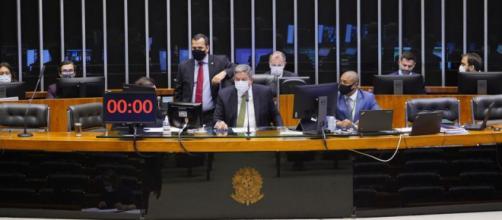 Medida Provisória foi aprovada e segue para o Senado (Pablo Valadares/Câmara dos Deputados)