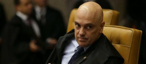 Ministro Alexandre de Moraes já foi responsável também por investigações relacionadas à disseminação de fake news (Antonio Cruz/Agência Brasil)