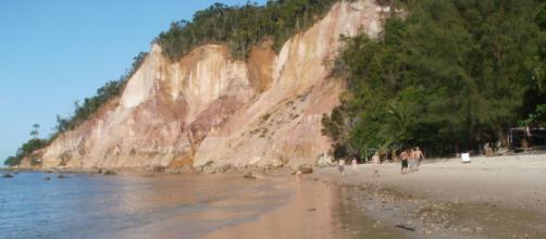 Praia da Argila (Eduardo P/Wikimedia Commons)