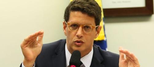 Ricardo Salles é alvo de investigação (Agência Brasil)