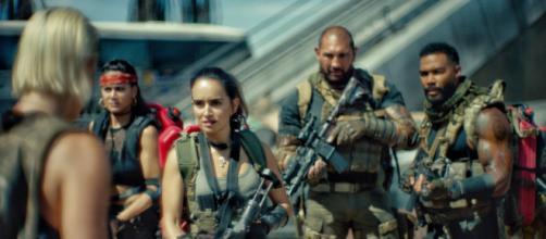 Cena do filme 'Army Of The Dead' da Netflix (Foto: Arquivo Blastingnews)