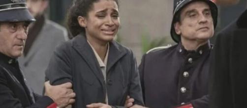 Una vita, spoiler al 29/05: Marcia arrestata, Bellita denuncia Margarita e Alfonso.