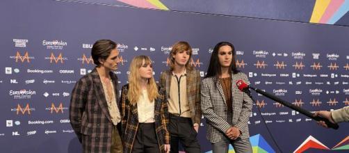 I Maneskin trionfano all'Eurovision, Damiano: 'Il rock non morirà mai'.