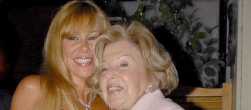 Fallece la madre de Ana Obregón a los 95 años (@FormulaTV)