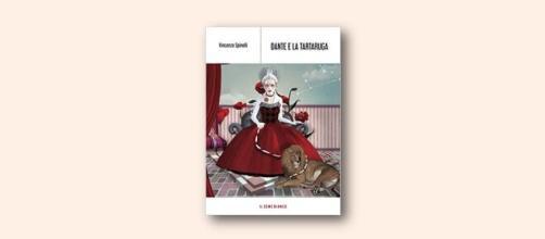 Il romanzo di Vincenzo Spinelli: 'Dante e la tartaruga'.