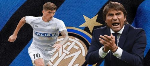 Inter, Conte stravede per De Paul.