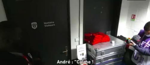 La motivation du LOSC avant le match contre Angers - Capture d'écran vidéo Canal+