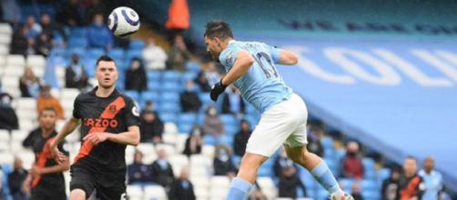Sergio Agüero, un doublé record pour ses adieux (Photo : Twitter Manchester City)