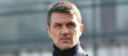 Paolo Maldini, dirigente del Milan.