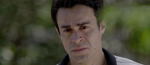 Ex-noivo tentará sabotar o romance de Cristina e Vicente em 'Império' (Reprodução/TV Globo)