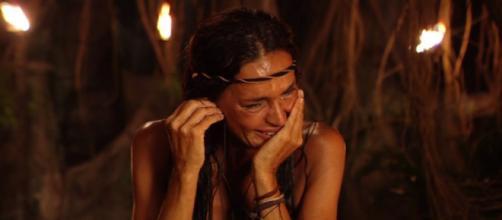 Olga Moreno esta siendo una de las concursantes más polémicas de la isla de 'Supervivientes' (Telecinco)