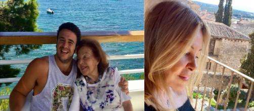 Ana Obregón sube una fotografía y un emotivo mensaje sobre su madre e hijo fallecidos (@ana_obregon_oficial / Instagram)