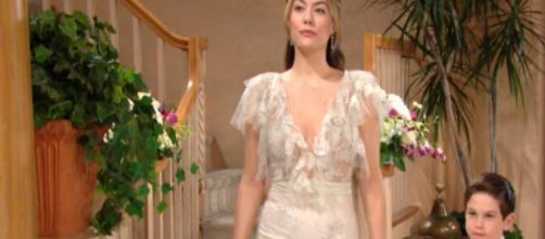 Beautiful, anticipazioni 30 maggio-5 giugno: Hope interrompe le nozze di Zoe e Thomas.