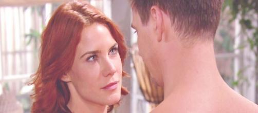 Beautiful, trame settimana 14-20 giugno: Sally confessa a Wyatt la sua malattia terminale.