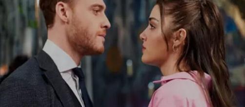 Love is in the air, spoiler dal 31 maggio al 4/06: Eda si finge fidanzata con Serkan.