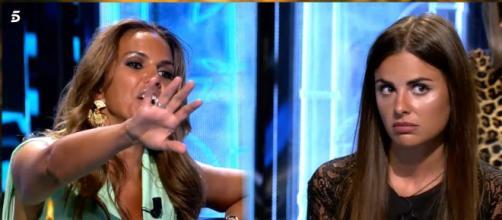Marta López y Alexia Rivas Fuente: Supervivientes Telecinco