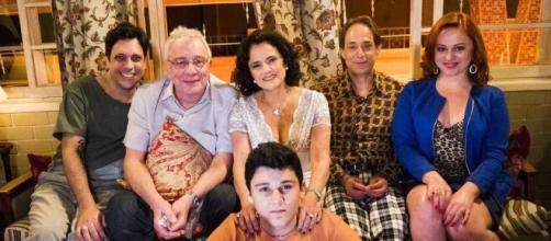 'A Grande Família' contou com 14 temporadas (Reprodução/TV Globo)