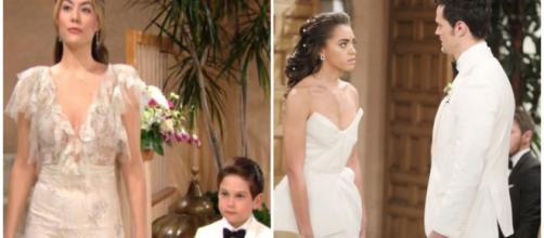 Beautiful, trame al 5 giugno: Thomas lascia Zoe sull'altare all'arrivo di Hope.