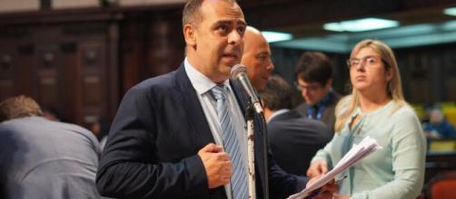 Deputado do PSL apresenta projeto para extinguir UERJ: 'Balbúrdia' (Thiago Lontra/Alerj)