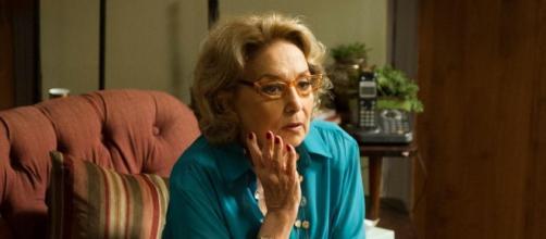 Eva Wilma fez participações em diversas séries (Reprodução/Rede Globo)