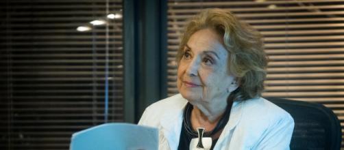 Eva Wilma morreu no dia 15 de maio (Reprodução/Rede Globo)
