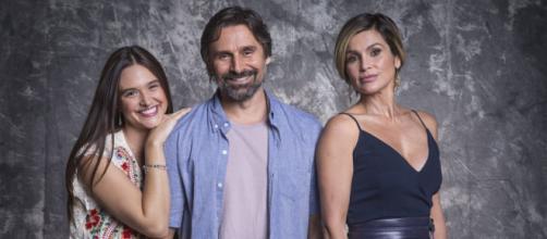 Helena reencontrará o pai de seu filho em 'Salve-Se Quem Puder' (Divulgação/Rede Globo)