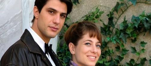 In foto Marcello Barbieri e Roberta Pellegrino.