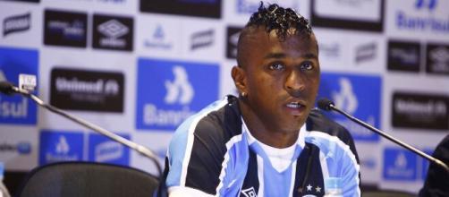 Miller Bolaños foi uma das grandes contratações de impacto no Grêmio (Lucas Uebel/Grêmio)
