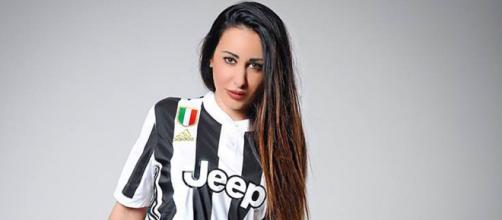 Emanuela Iaquinta, giornalista sportiva.