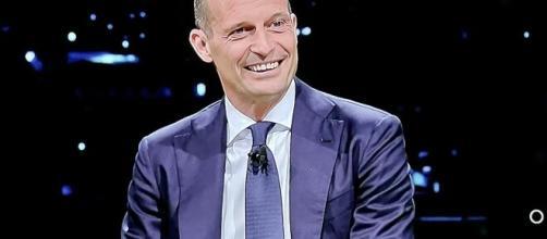 Juventus, Allegri torna in bianconero.