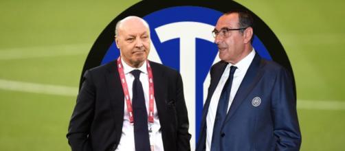 Marotta vuole portare Sarri all'Inter