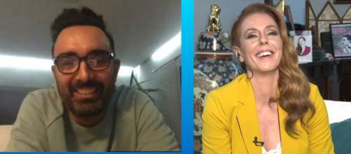 Rocío Carrasco y Fidel Albiac (Telecinco)