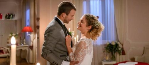 Tempesta d'amore, anticipazioni 7-13 giugno: Lucy sarà la wedding planner di Tim e Franzi.