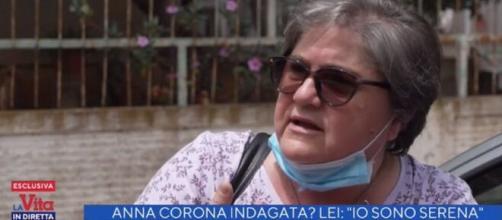 Anna Corona ha rilasciato alcune dichiarazioni a La vita in diretta dopo l'inchiesta bis sul caso Denise Pipitone: 'Sono serena'.