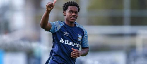 Ex-Grêmio, Lincoln é destaque no Santa Clara e desperta interesse do Porto (Lucas Uebel/Grêmio)