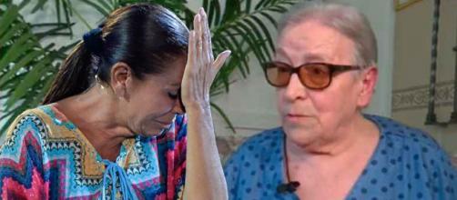Loli Pozo es 'la quiosquera' que le reclama a Isabel Pantoja la devolución de una importante suma de dinero (Telecinco)